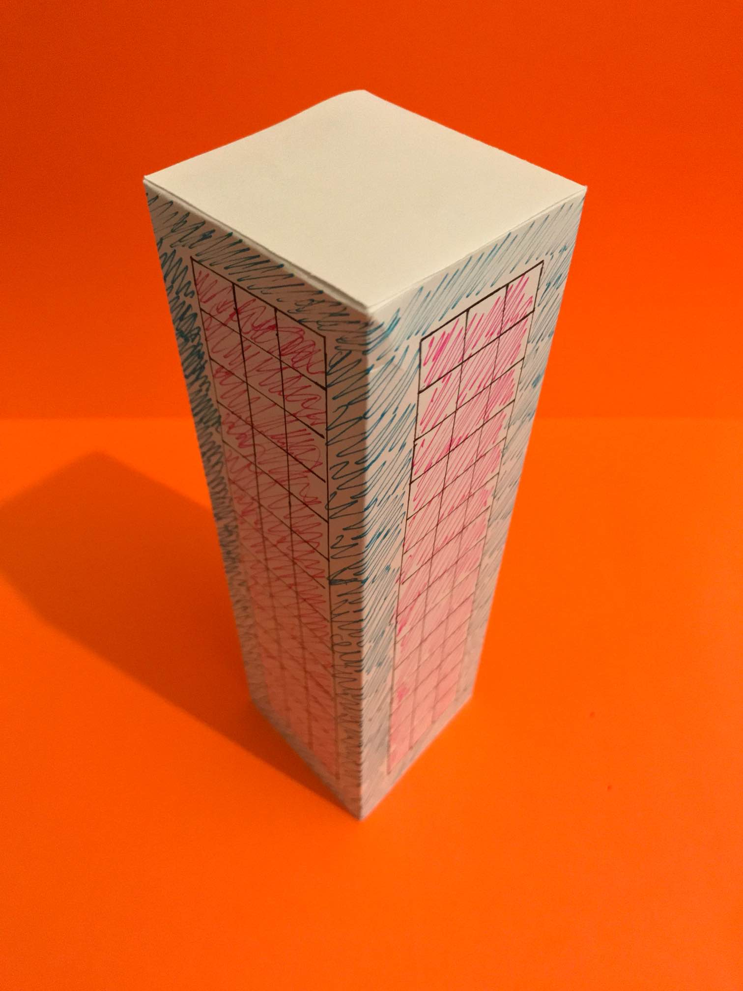 Make a Paper Skyscraper!