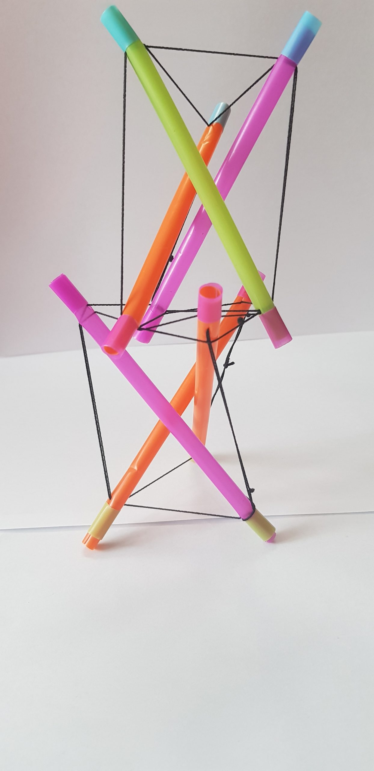 Make a Tensegrity Tower