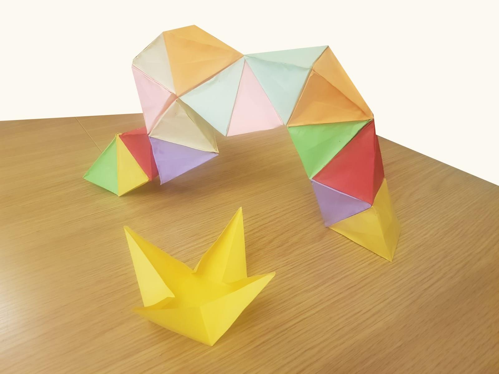 Pyramid Stacking