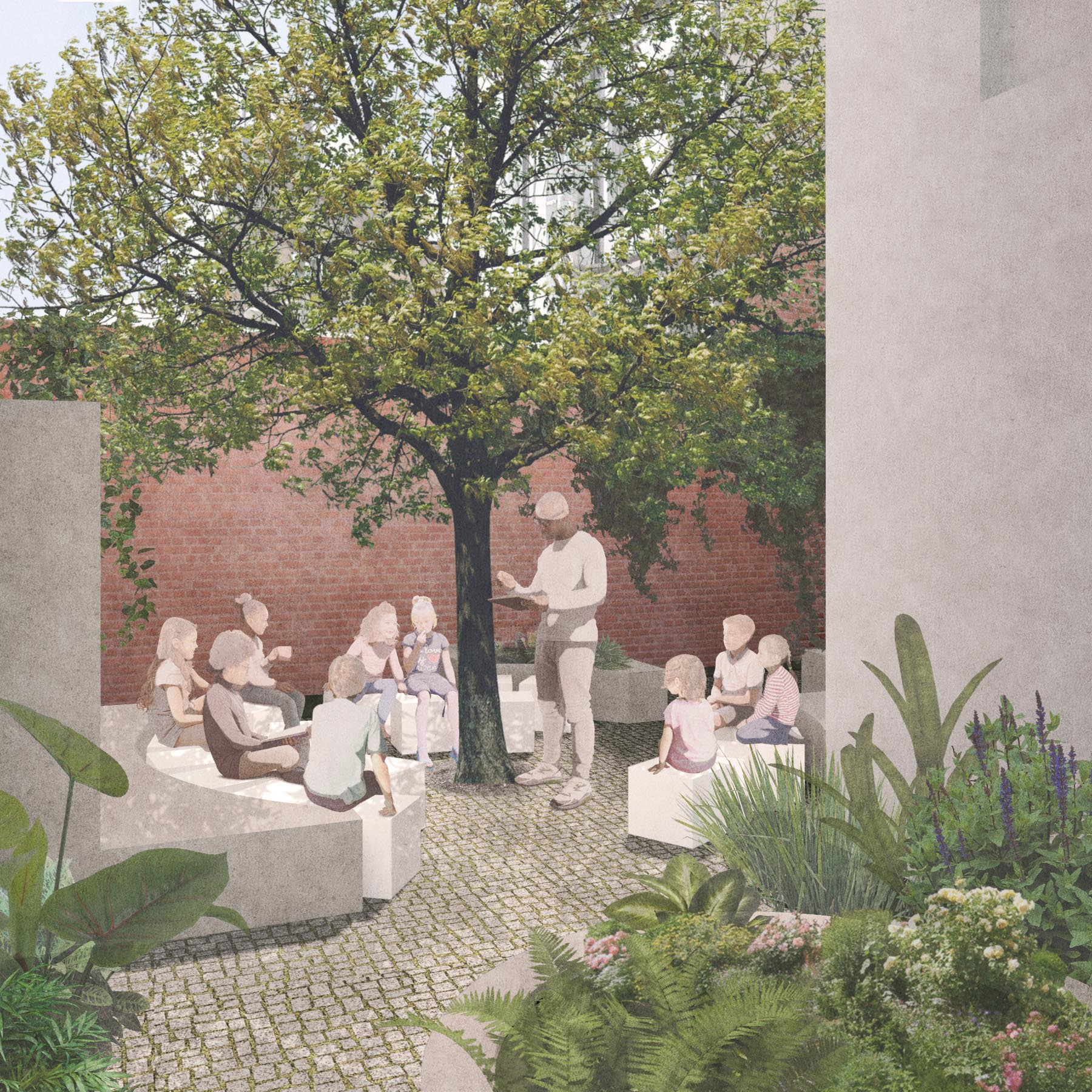 Cultivate a Community Garden
