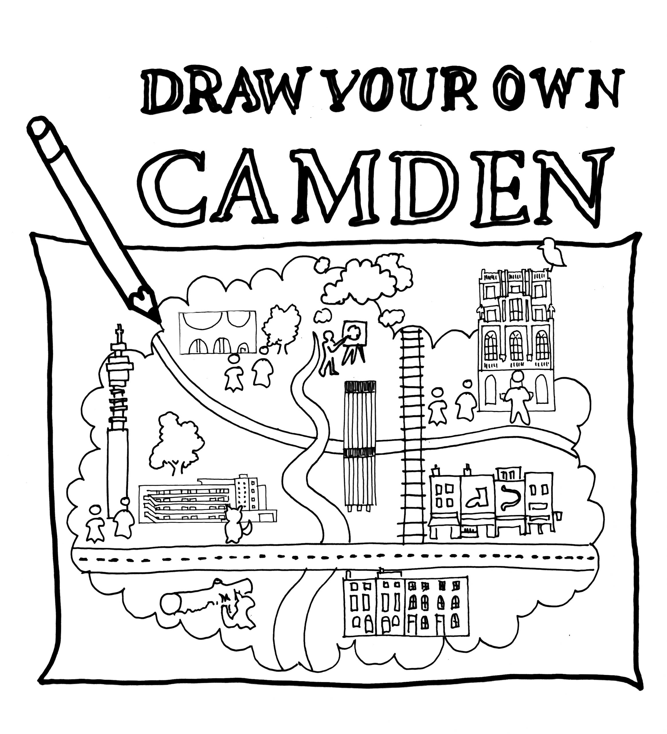 Draw your Own Camden